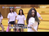 Idol School [2회]소름돋았어! #송하영 #이서연 #나띠 #이채영 #박지원 @ 댄스배틀 170720 EP.2
