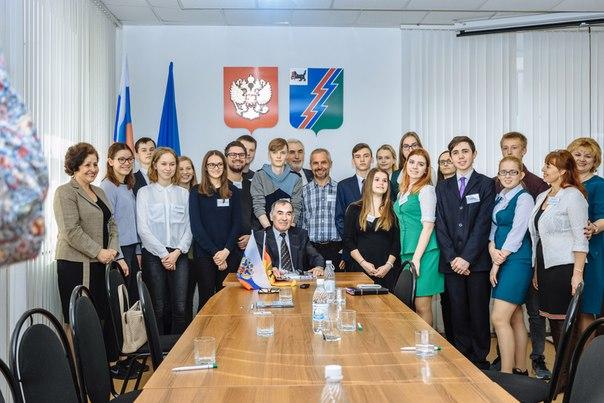 Школьники из Германии посетили Усть-Илимск