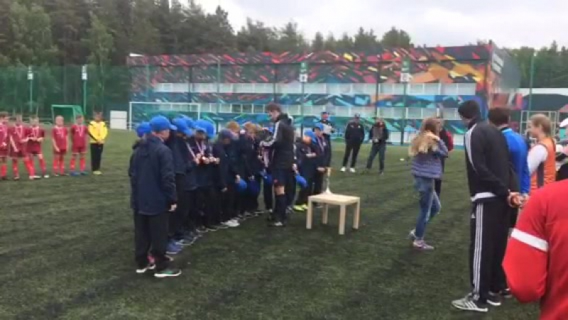 Сормово-2006 - Победитель областного этапа турнира Кожаный мяч -2017. Ура!