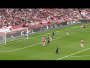All the goals at the Emirates