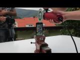 Айфон 7 распилил болгаркой - Iphone 7 сломать за 5 минут! - [www.TaivideoYoutube.com]