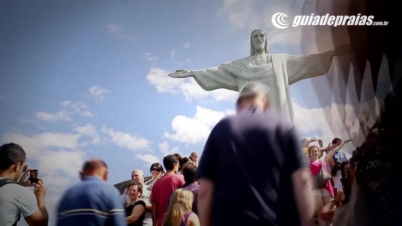 Cristo Redentor - Rio de Janeiro - 7 Maravilhas do Mundo