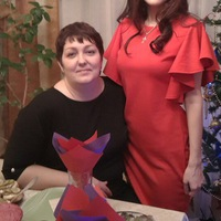 Анкета Наталья Мордвинова
