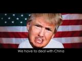 Amidst The Graves Demons - These Borders Dont Trump ( Progressive Metalcore )
