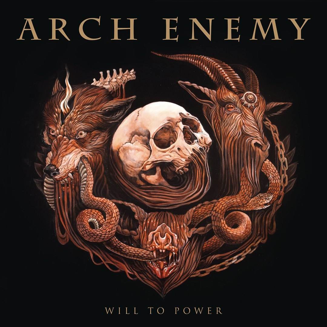 Arch Enemy - Will To Power (2017)