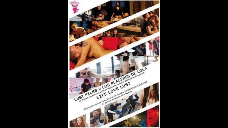 Life .Love Lust 2010.Erika Lust 2010-- Leo Gálvez, Yoha Gálvez, Bel Gris