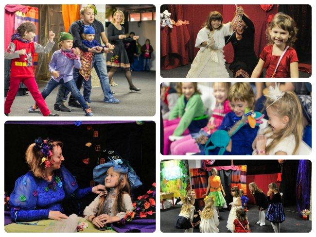 Лучшие спектакли для детей в СПБ, Ленинградской области