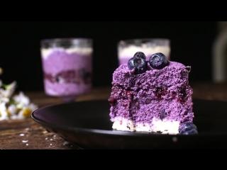 Рецепт пирожных в домашних условиях без выпечки _ RAW