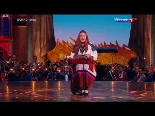 Синяя птица. Мария Климова. Народный вокал