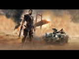 Тест Mad Max(Ультра) AMD FX-6100 3.3 GHz , PALIT GTX 1050TI RAM: 8 GB Kingston , HDD: WD Blue 1 Tb , SSD: Kingston 120 Gb