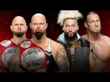 (HighLights) SAWFT vs Gallows and Anderson - Fastlane 2017