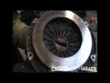 Chevrolet Lacetti Замена сцепления + Замена Прокладки крышки клапанов