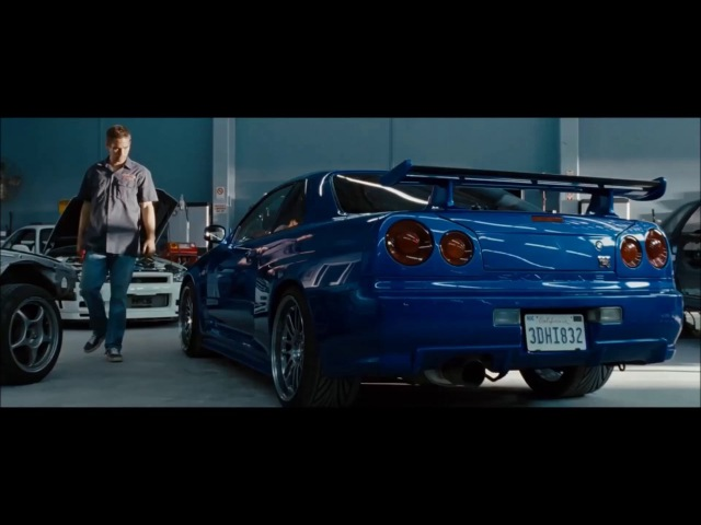 Fast Furious Eminem Till I Collapse 1080p HD