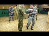 Рукопашный бой отработка защитно атакующих ударов на нападающего с ножом