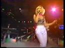 Kim Wilde in Montreux 1988
