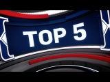 Washington Wizards vs Atlanta Hawks - Top 5 Plays - EAST 1R G4  2017 NBA Playoffs