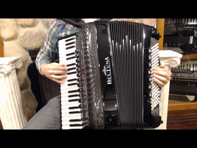 How to Play Bossa Nova on Piano Accordion - Lesson 1 - Bossa Nova Groove