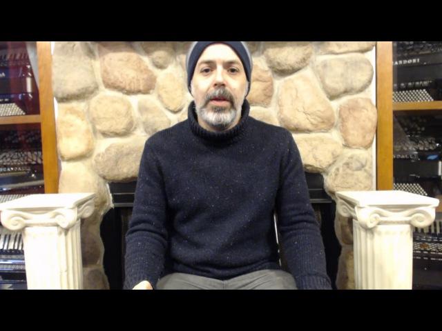 How to Play Samba on Piano Accordion - Lesson 1 - Samba Groove