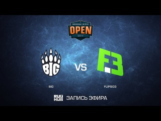 BIG vs FlipSid3 - DreamHack ASTRO Open Leipzig - map1 - de_cache [yxo, ceh9]