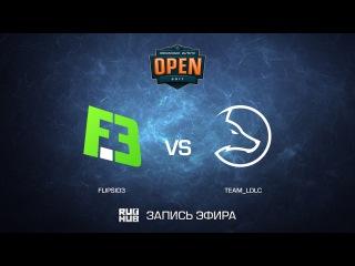 FlipSid3 vs Team_LDLC - DreamHack ASTRO Open Leipzig - map2 - de_nuke [Davidokkk, Enkanis]