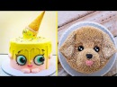 Top 20 Amazing Cake Decorating Compilation - Cake Style 2017 - Oddly Satisfying Cake Decorating