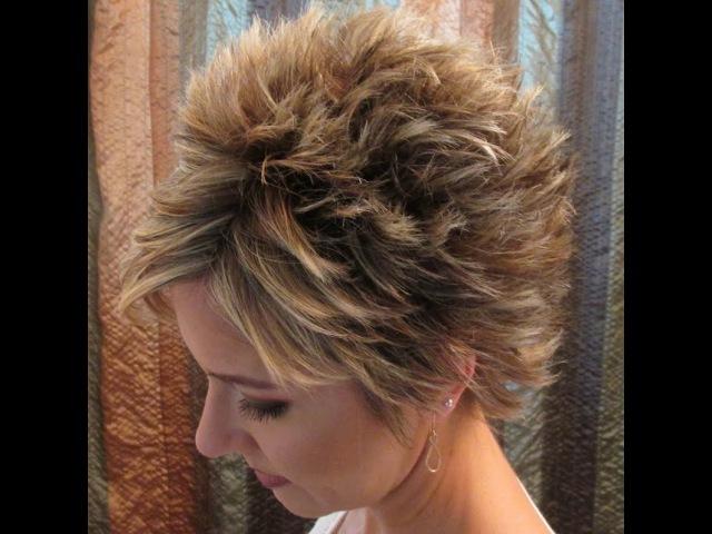 Hair Tutorial - How to Style a Longer Pixie Cut