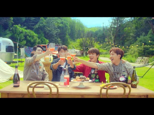 CNBLUE - Starting Over【Official Music Video】