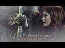 Alec Clary | Don't deserve you (AU)