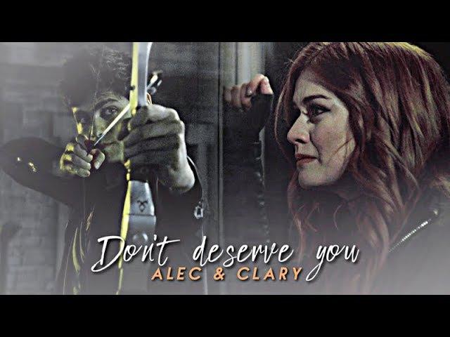 Alec Clary   Don't deserve you (AU)