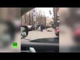 Видео с места убийства бывшего депутата Госдумы России Вороненкова в Киев