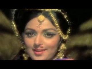 Meri Payalia Geet Tere - Lata Mangeshkar, Hema Malini Jugnu Dance Song