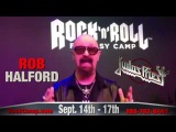 Jam with Nancy Wilson of Heart and Members of Judas Priest in Hollywood at Rock n Roll Fantasy Camp