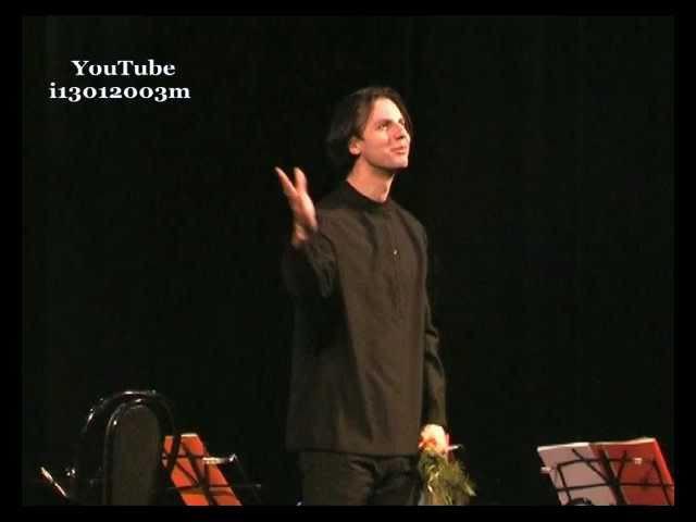 Teodor Currentzis ~ Finale ~ 31/12/2008 ~ 11/11