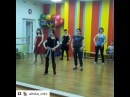 Танцуют все 💃💃💃 Присоединяетесь 👯 Repost @ alinka_mini with @ repostapp ・・・ Маленький кусочек нашей разминки с моими девочками!