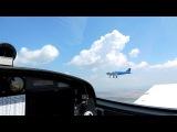 Полёт парой на двух самолётах Bristell NG-5.Часть 1
