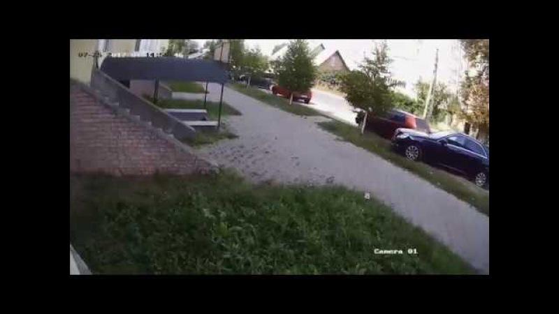 Пример работы MHD видеокамеры Green Vision GV-024-GHD-E-COO21-20 1080p