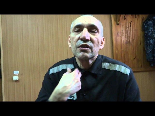 Меня избивал сотрудник службы безопасности Андрей Промышленников