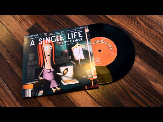 Happy Camper - A Single Life featuring Pien Feith