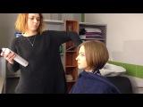 За кадром: Наталья Поклонская в студии телеканала Russia Today