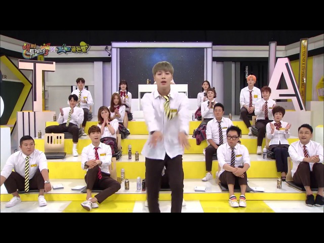 [Happy Together] Ep 513_SHINee TaeMins Press Your Number Dance!