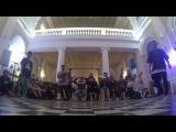 Jedi vs Tema (win) vs PowerBo vs Sergi, Vaska Jam 3, Saint-Petersburg, May 2017