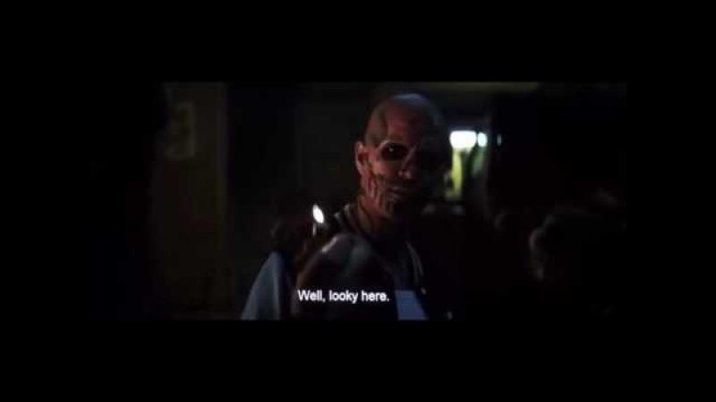 Suicide Squad (2016) - Captain Boomerang El Diablo (Funny Fire Scene)