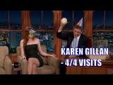 Karen Gillan - Craig Predicts Dr. Who