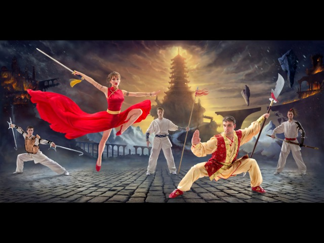 Съемка календаря ушу-2017. Wushu kalendar 2017 - backstage