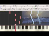 Flowers Of The Sea - Keiko Matsui (Ноты и Видеоурок для фортепиано) (piano cover)