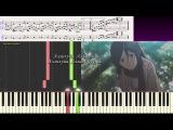 Аллилуйя (Hallelujah) - Дети поют (Ноты и Видеоурок для фортепиано) (piano cover)