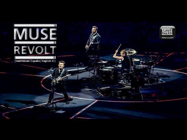 Revolt - Muse - Live 2015 [Subtitulado Español/English 7] [Dallas] [Multicam HD] [Muse Letras]
