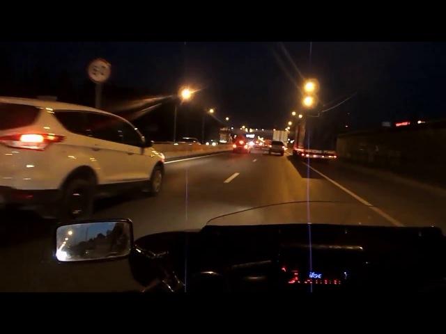 ночь Лененградское шоссе