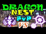 DragonNest ПвП Защитница vs Криомант PvP Valkyrie vs Elestra