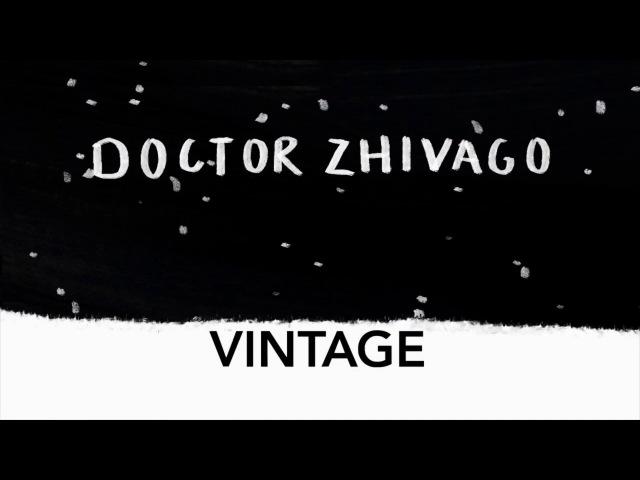 Kingston Animation Prize 2017 1st Prize: Doctor Zhivago